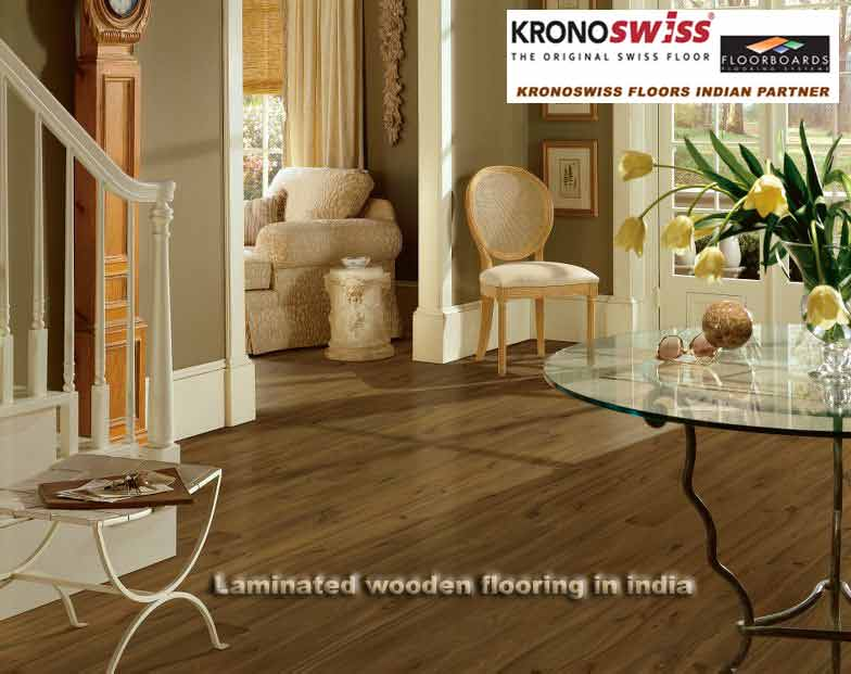 Laminated wooden flooring in india kronoswiss flooring for Laminate flooring india