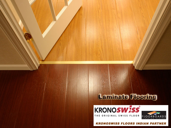 Where can laminate flooring be installed kronoswiss for Laminate flooring india